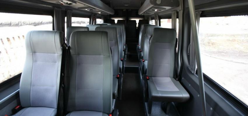 1 ri 6814 - Заказать микроавтобус с водителем