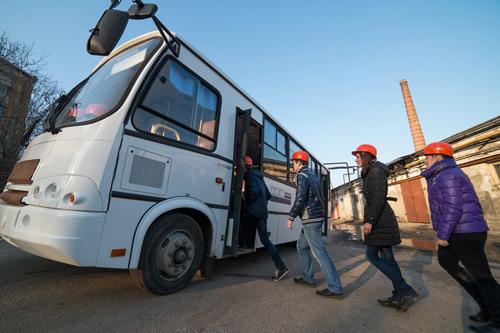 1 - Пассажирские перевозки в Ступино
