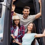 Самостоятельные экскурсии по Москве на автобусе