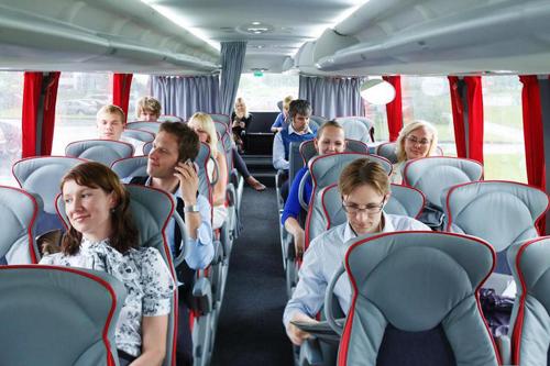 5 - Пассажирские перевозки в Ступино