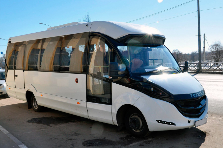 bus foxbus 2 - Лучшие автобусы РБА и их характеристики