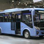 Автобус ПАЗ – лучшее решение для перевозки рабочих.
