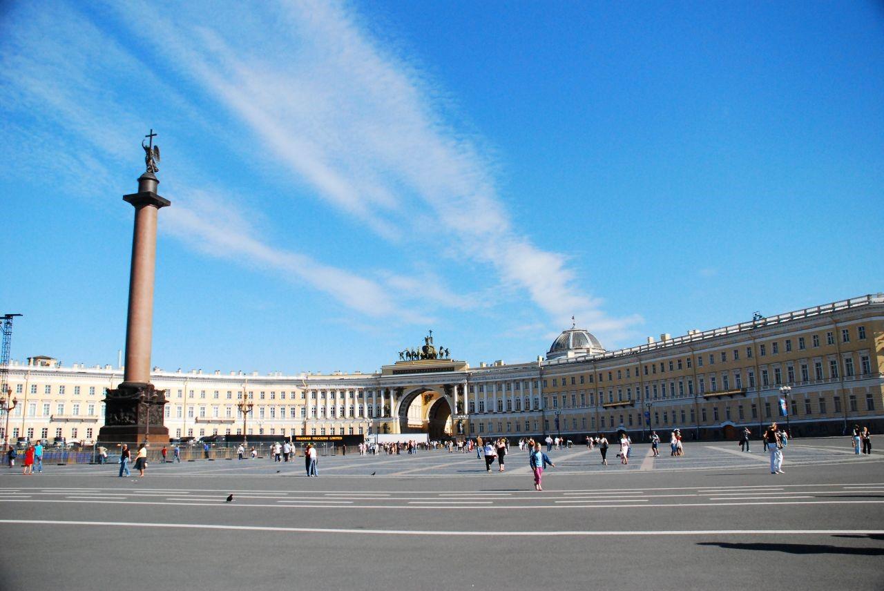 chsamrioltd - Поездка в Петербург, Море наслаждения!