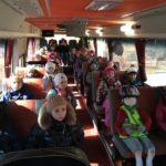 Правила безопасности в автобусе.