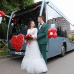 Автобус или лимузин на свадьбу. Что выбрать?
