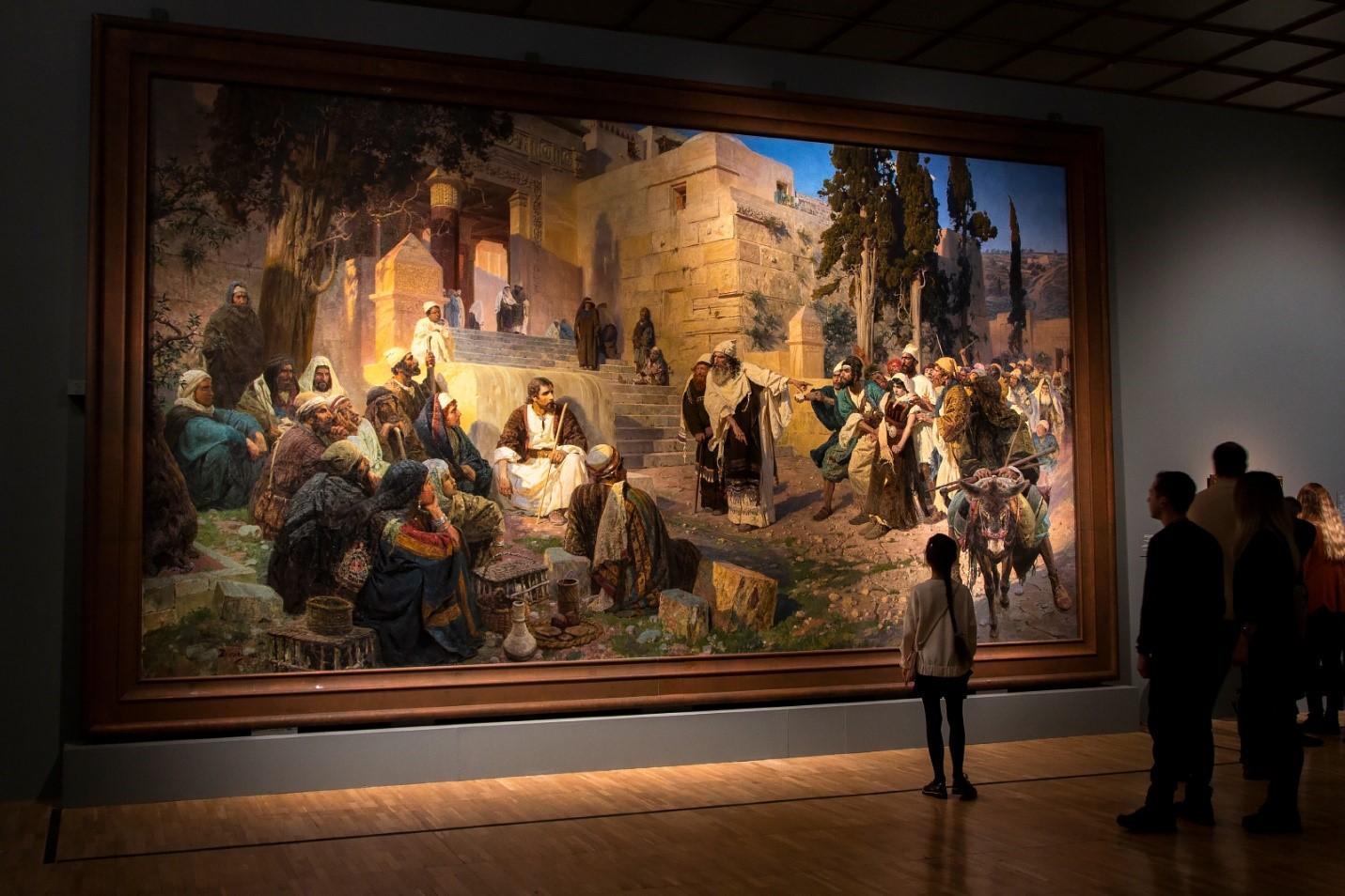 saoprmoritb - 3 музея изобразительного искусства, куда Вам стоит сходить.