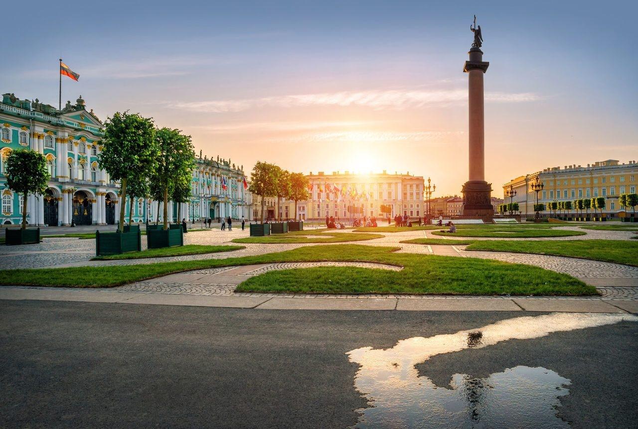 yuevksanpiroltd - Поездка в Петербург, Море наслаждения!