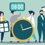 Тайм-менеджмент в доставке сотрудников, успех рабочего дня!